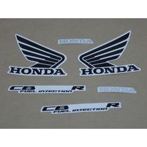 Kit Adesivos Honda Cb 300r 2009 À 2010 Amarela - Decalx