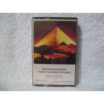 Fita K7 Original Steven Halpern- Inside The Great Pyramid