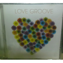 Pop Rock Romântico Soul Cd Love Groove Original Som Livre