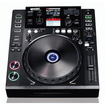 Cdj Pra Dj Gemini 700 Cd Player Usb Midi C/ Tela Touchscreen