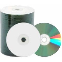 50 Cd-r Virgem Printable 52x + 50 Envelopes Papel Coloridos