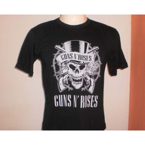 Camisetas Rock Guns N