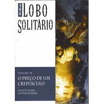 Mangá Lobo Solitário Nº18