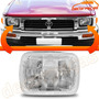Farol Hilux Pickup Sr5 92-01 L200 L300 92-98 Bandeirantes