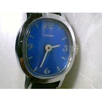 Timex Relogio De Pulso Antigo - Coleção