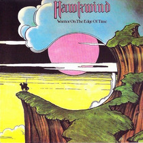 Cd - Hawkwind - Warrion On The Edge Of Time - Progressivo