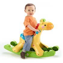 Balanço Musical Fisher Price Girafa