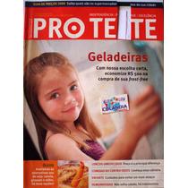 Revista Pro Teste 73 -geladeira- Óleos- Lenços- Cdlandia