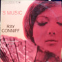 Lp Ray Conniff Sua Orquestra E Côro - 's Music 1960 Columbia
