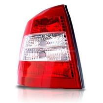 Lanterna Tarseira Astra Sedan 99 00 01 02 Bicolor Nova