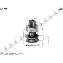 Impulsor Bendix Motor Partida C20 Delco Argentino - Zen