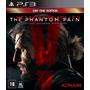 Jogo Metal Gear The Phantom Pain Ps3 Original Midia Fisica