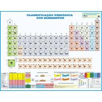 Tabela Periódica Dos Elementos Químicos - Frete Grátis