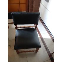 Cadeira Decorativa Preta