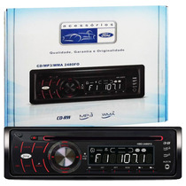 Cd/mp3/wma Player H-buster Hbd-2480fo (p/carros Da Ford)