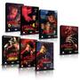 Box Original 7 Filmes Hora Do Pesadelo Freddy Krueger Novo