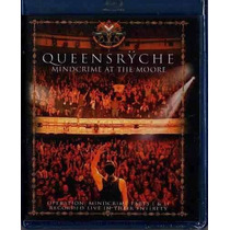 Queensryche Mindcrime At The Moore Dvd Importado
