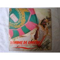 Lp - Sambas De Enredo - Grupo 1 A - Carnaval 1985