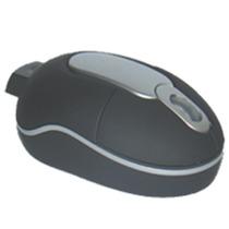 Mini Mouse Optico Usb Sem Fio Wirelees P/ Notebook Pc Wi-fi