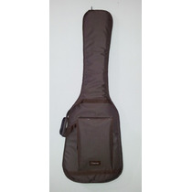 Semi Case Silver Maestro (bag) Para Guitarra, Super Luxo.