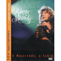 Dvd Roberta Miranda - A Majestade, O Sabiá Ao Vivo