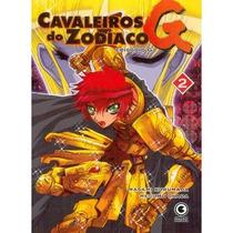 Mangá - Cavaleiros Do Zodíaco - Episódio G Nº 02