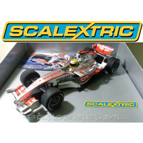 Autorama Scalextric Mclaren F1 Hamilton 2008 World Champion