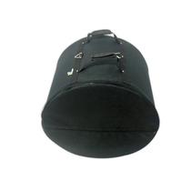 Capa Bag P/ Bumbo De Bateria 22x18 Com Acessórios Metálicos