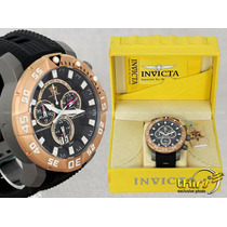 Invicta Titanium 14260 Ed. Limitada - 53mm- Lanca Sea Base