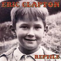 Cd Eric Clapton - Reptile (2001) Original E Lacrado