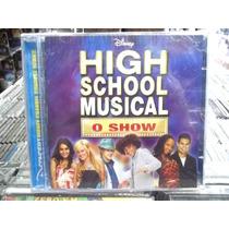 High School Musical O Show Cd+dvd Original Lacrado