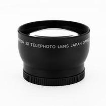 Lente Tele Objetiva 2x Canon T3i T3 T4i 5d Mark Ii