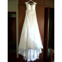Lindo Vestido De Noiva - Estilista Famoso!