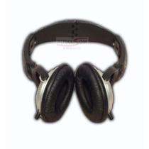 Headphone Lc Pro 110 Lyco Dj Boite Festa Luz Fone Casa Mp3