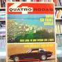 Revista Quatro Rodas - Nº 52 Ano 6 Novembro 1964 - Raríssima