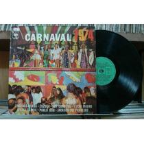 Carnaval 1974 Vários Artistas Emilinha Zuzuca Ary - Lp Cbs