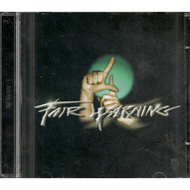 Cd Fair Warning - 4 (2000) Banda Alemã De Hard Rock