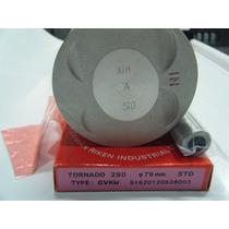 Pistao Tornado 293cc C/aneis Athenas