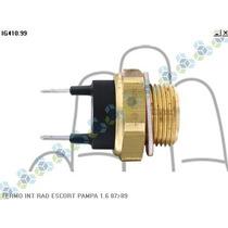Termostato Interruptor Radiador Escort Pampa 1.6 87/89