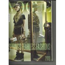 Vogue Itália - Março De 2009