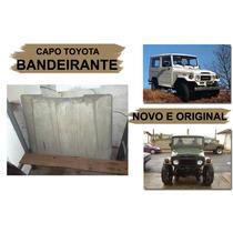 Capo Dianteiro Bandeirante Toyota Painel Frontal Capo Porta