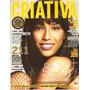 Revista Criativa - Capa Taís Araújo - O Novo Mais Sexy De A
