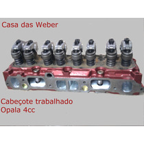 Opala Cabeçote Preparado P/ Opala 4cc