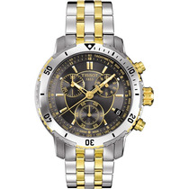 Relógio Tissot Prs200 Prs 200 - T067.417.22.051.00 Dual Tone