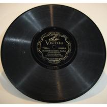 Disco 78rpm - Carmen Miranda - Rcavictor 33.323