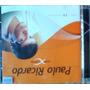 Cd Duplo Original Paulo Ricardo - Sem Limite