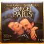 Lazer Disc Forget Paris Billy Crystal Debra Winger Frete Grá