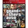Grand Theft Auto Iv (gta 4) - Jogo Para Playstation 3 Ps3