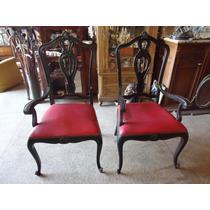 Cadeiras Estilo Luís Xv - Chipandele