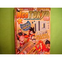 Cx Ae 23 Dc Marvel Hq Mangá Neo Tokyo Extra 384 Paginas